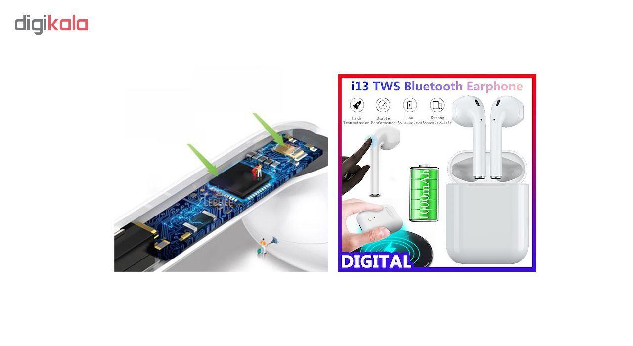 هدفون بی سیم مدل DS-i13-TWS main 1 2
