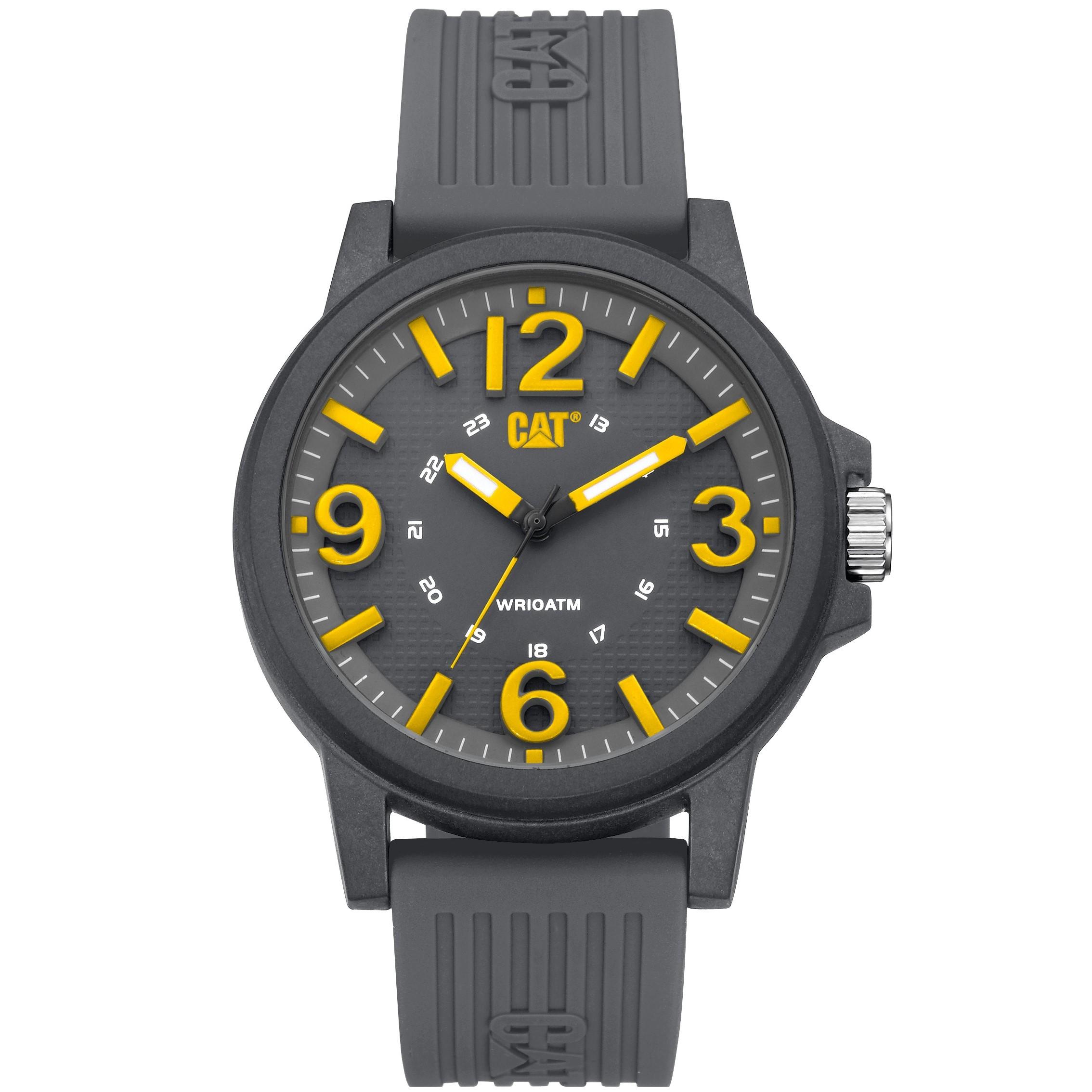 ساعت مچی عقربه ای مردانه کاترپیلار مدل LF.111.25.537