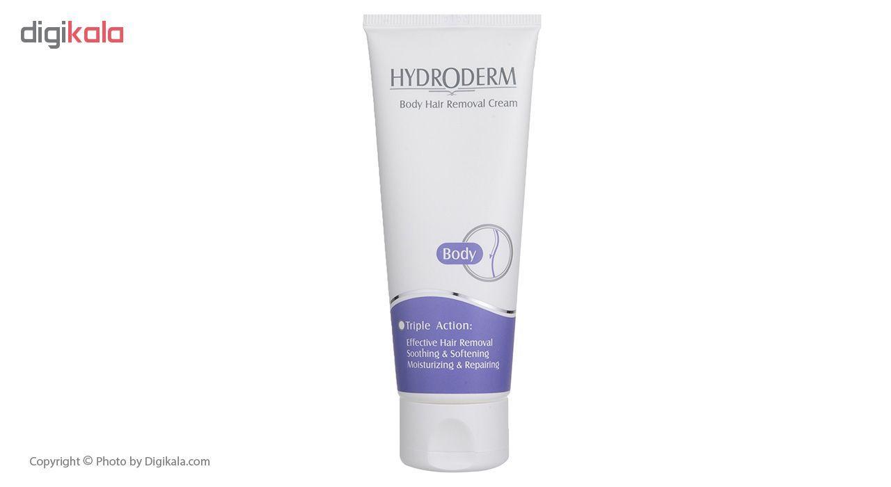 کرم موبر بدن هیدرودرم حجم 75 میلی لیتر main 1 1