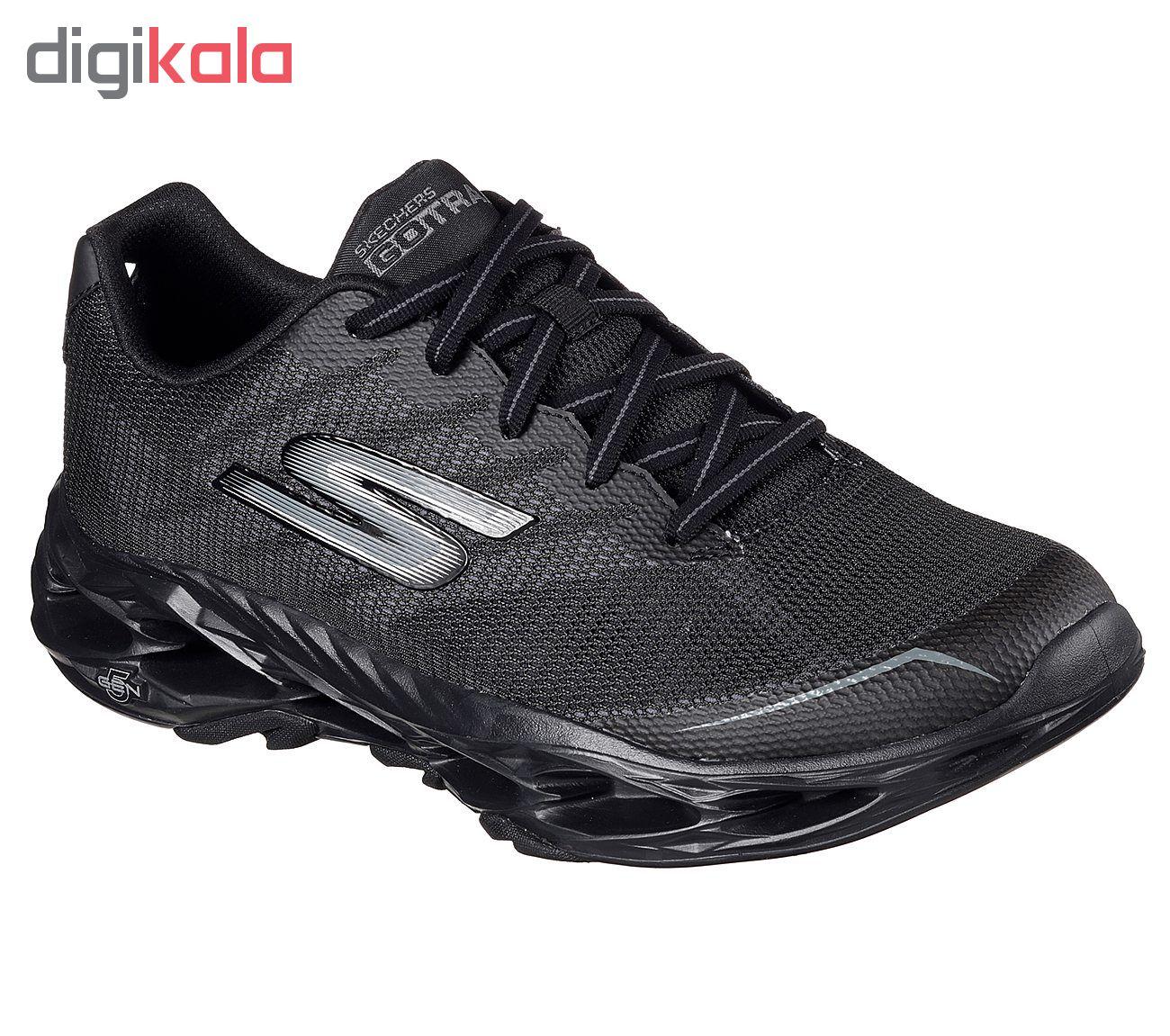 کفش راحتی مردانه اسکچرز مدل 54842 BBK