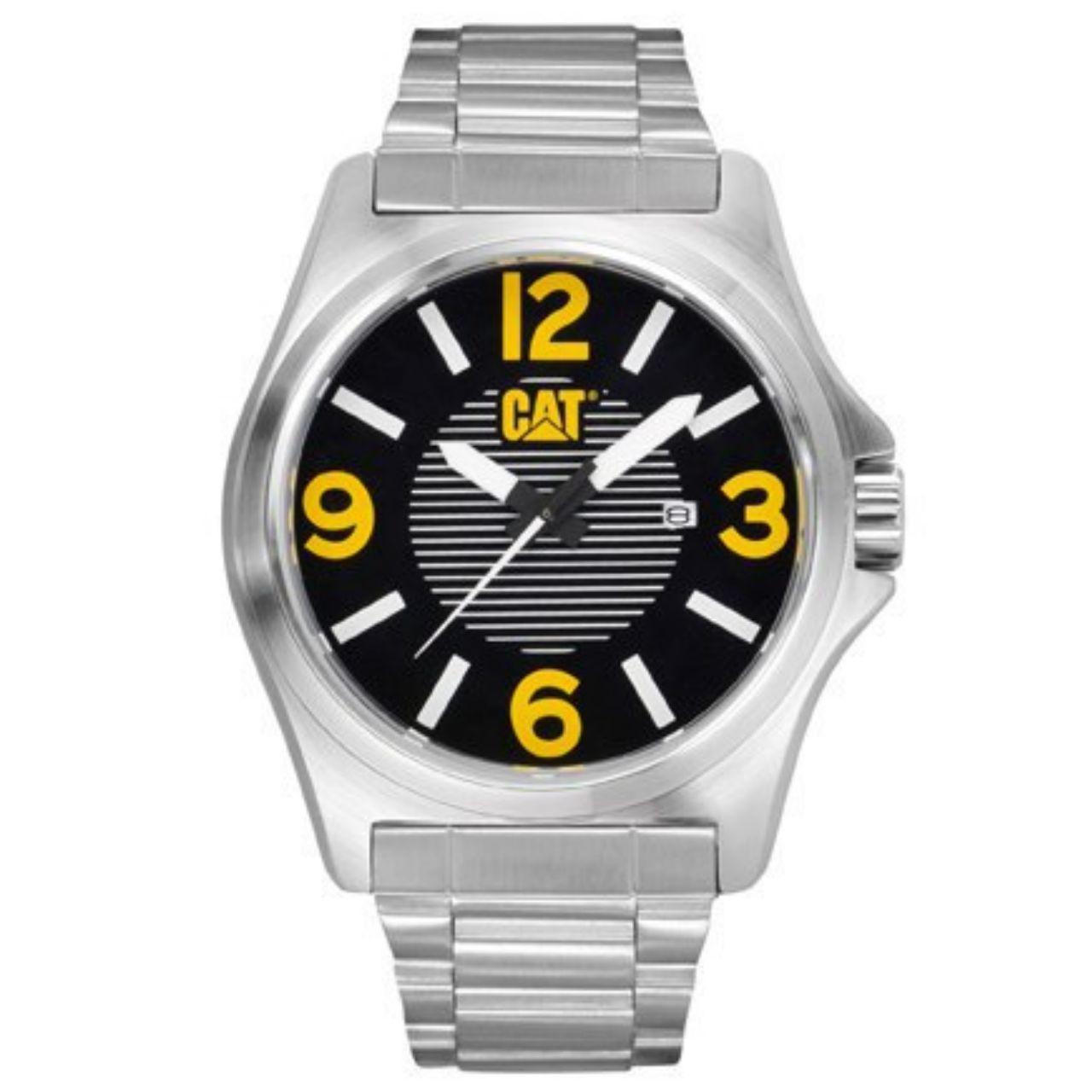 ساعت مچی عقربه ای مردانه کاترپیلار مدل PK.141.11.137
