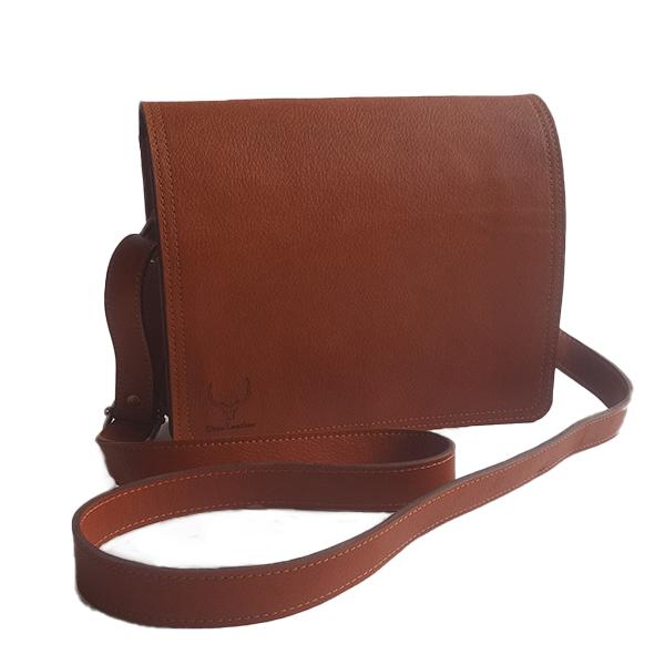 کیف دوشی زنانه دیان چرم کد kdz01