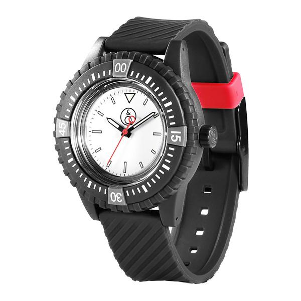 ساعت مچی عقربه ای مردانه کیو اند کیو مدل RP06J005Y