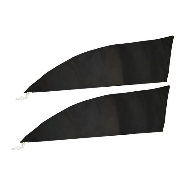 آفتابگیر شیشه خودرو مدل PZ01 مناسب برای پراید بسته 2 عددی
