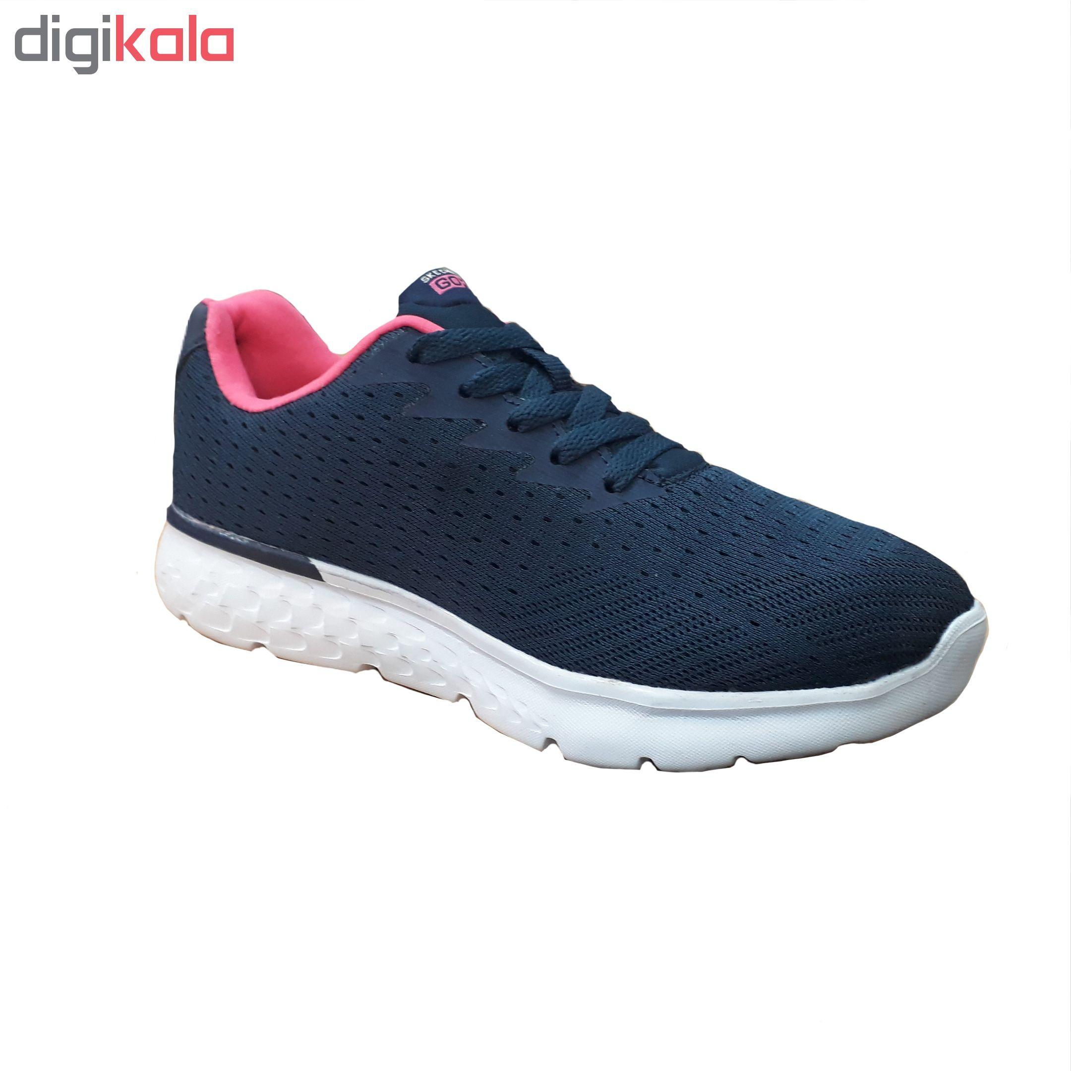 کفش مخصوص پیاده روی زنانه اسکچرز مدل 5gen