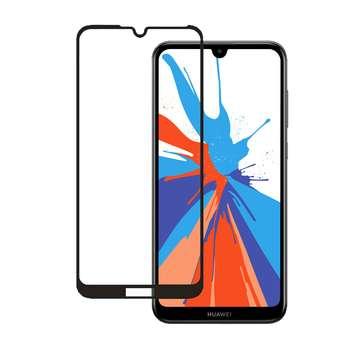 محافظ صفحه نمایش نیکسو مدل FG مناسب برای گوشی موبایل هوآوی Y7 Prime 2019 بسته سه عددی