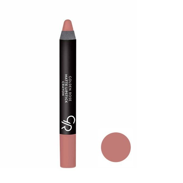 رژ لب مدادی گلدن رز مدل Crayon شماره 28