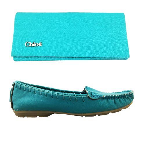 ست کیف و کفش زنانه کد T127