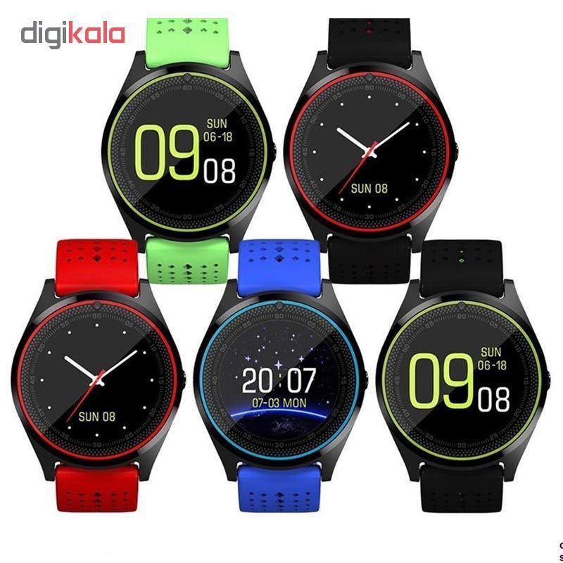 ساعت مچی هوشمند مدل V9  کد 3001390 main 1 1