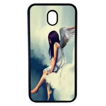 کاور طرح دخترانه کد 1105408551 مناسب برای گوشی موبایل سامسونگ galaxy j3 pro