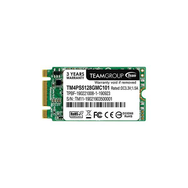اس اس دی اینترنال  تیم گروپ مدل  TM4PS5128GMC121 ظرفیت 128 گیگابایت
