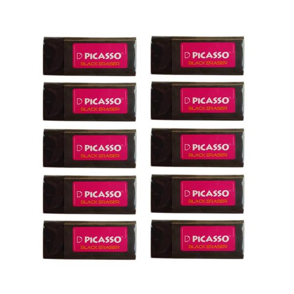 پاک کن پیکاسو مدلE20B بسته 10 عددی