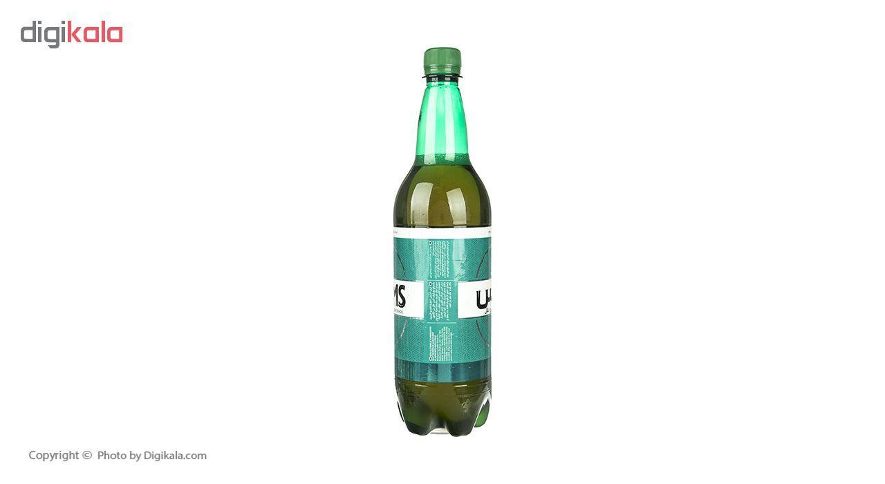 نوشیدنی مالت بدون الکل لیمو نعناع شمس - 1 لیتر بسته 6 عددی main 1 2