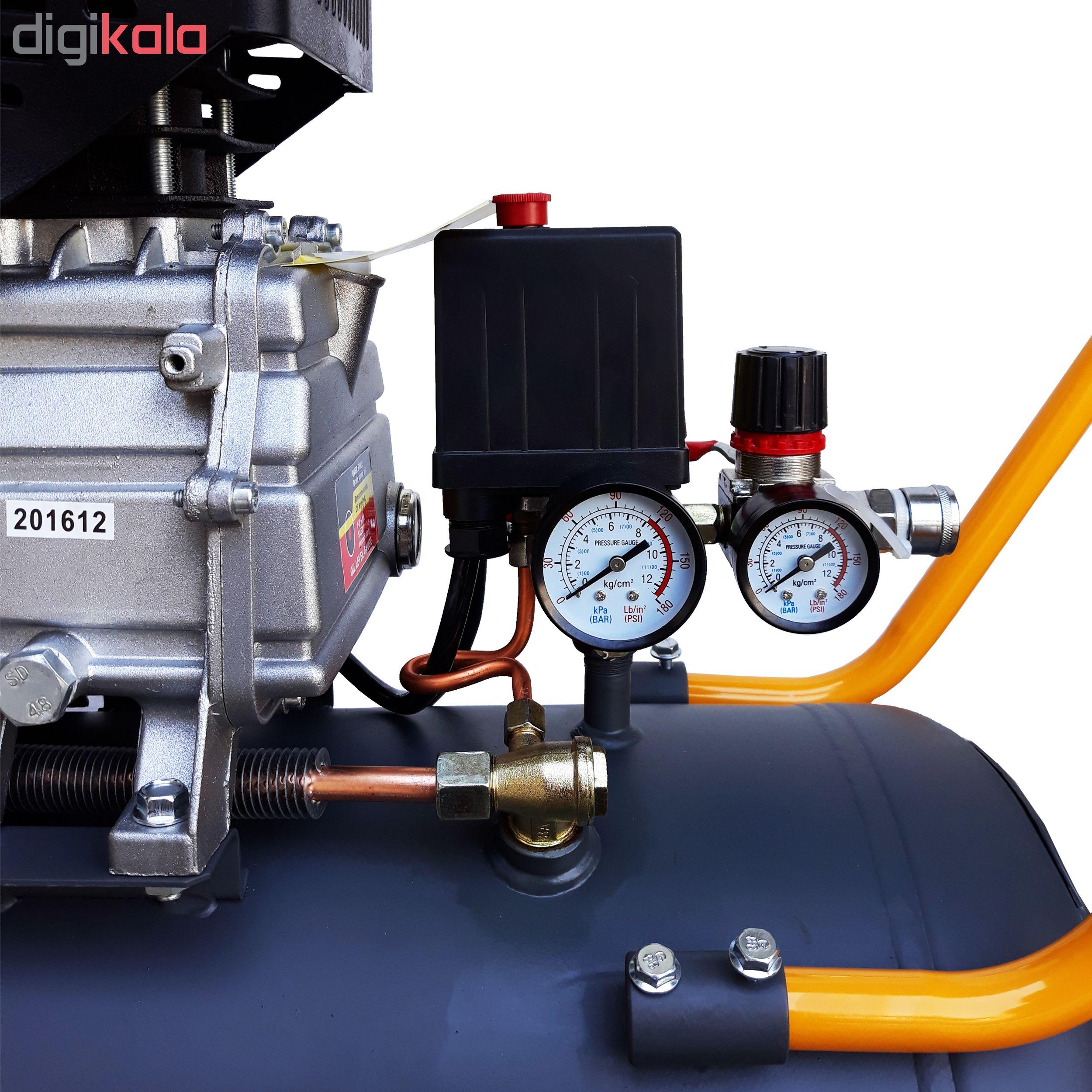 کمپرسور باد 55 لیتری فیناک مدل 3HP