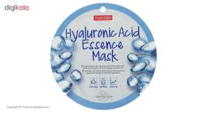 ماسک صورت پیوردرم مدل Hyaluronic Acid مقدار 18 گرم  Purederm Hyaluronic Acid Face Mask 18gr