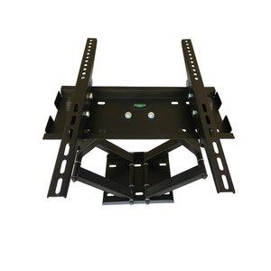 پایه دیواری تلویزیون تی وی جک مدل W8 مناسب برای تلوزیون 43 تا 65 اینچ