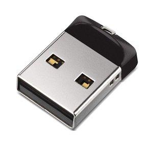 فلش مموری سن دیسک مدل Cruzer Fit CZ33 ظرفیت 64 گیگابایت