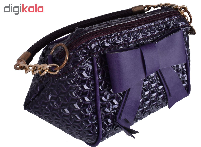کیف دستی زنانه مدل پاپیون کد KZP