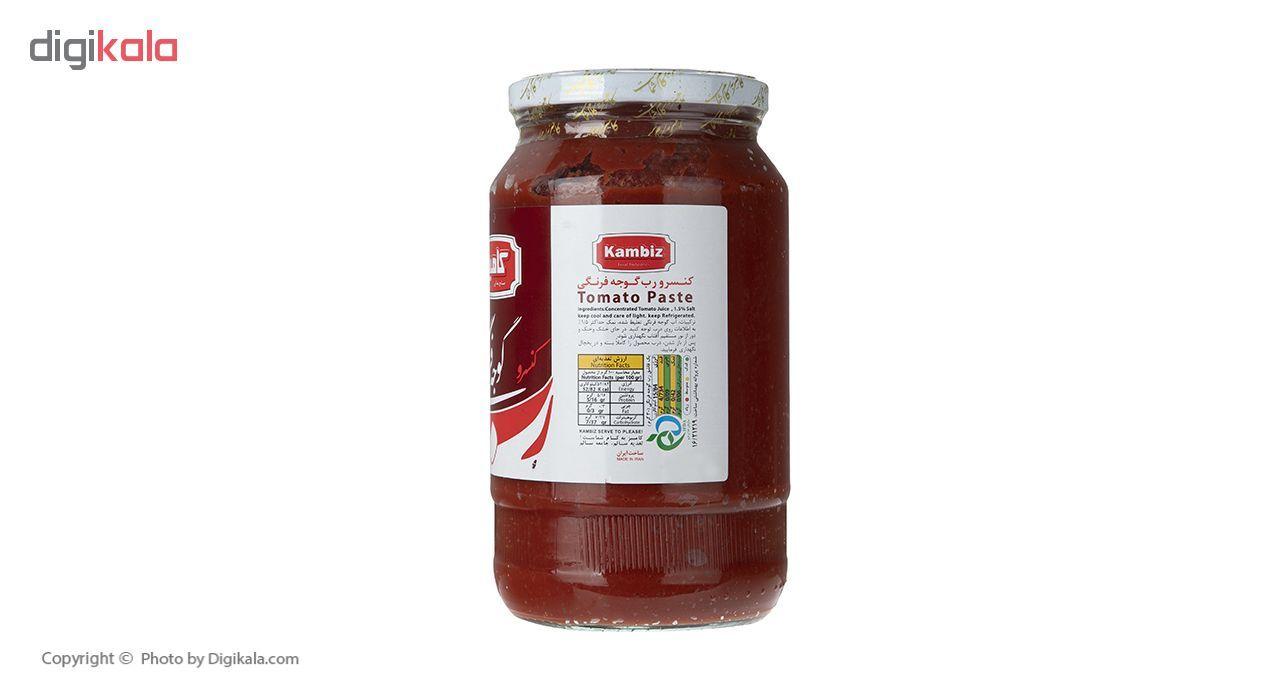 رب گوجه فرنگی کامبیز مقدار 1070 گرم main 1 2