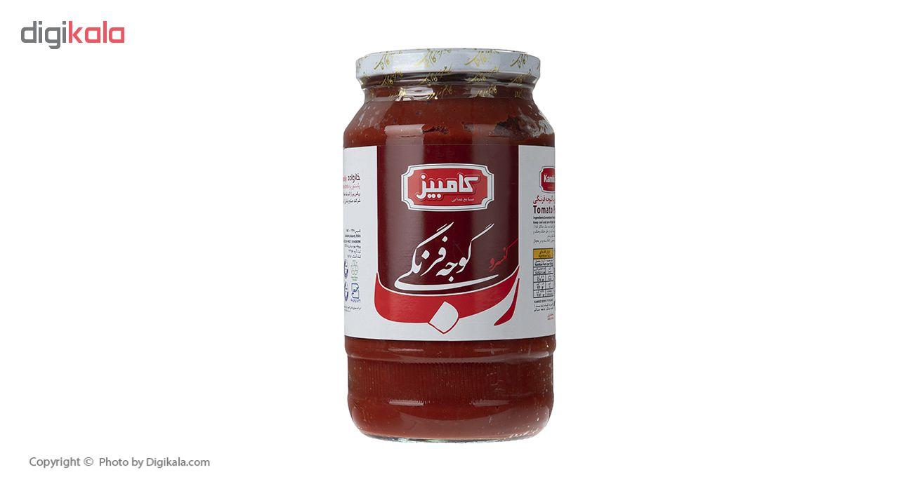 رب گوجه فرنگی کامبیز مقدار 1070 گرم