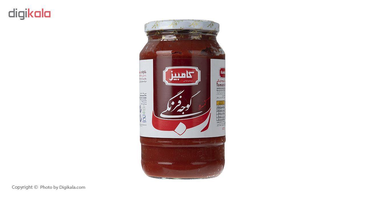 رب گوجه فرنگی کامبیز مقدار 1070 گرم main 1 1