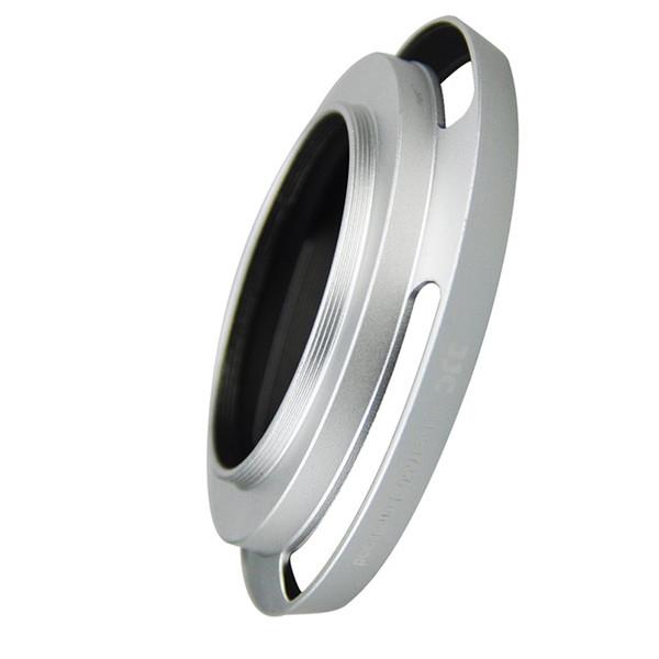 هود لنز جی جی سی مدل LH-Silver مناسب برای دوربین های سونی/نیکون/سامسونگ