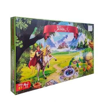 بازی فکری فکرآوران طرح راز جنگل مدل Magical