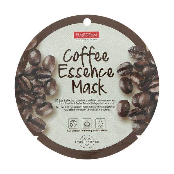 ماسک صورت پیوردرم مدل Coffee مقدار 18 گرم