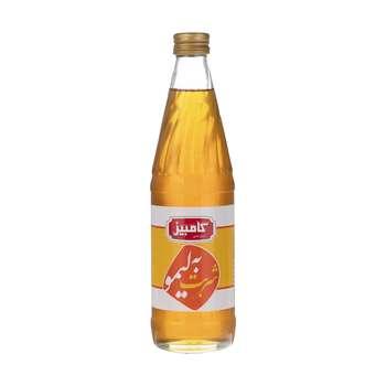 شربت به لیمو کامبیز مقدار 475 گرم
