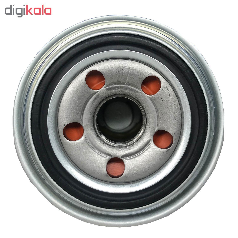 فیلتر روغن خودرو کیا جنیون پارتس کد 35504 مناسب برای سراتو main 1 2