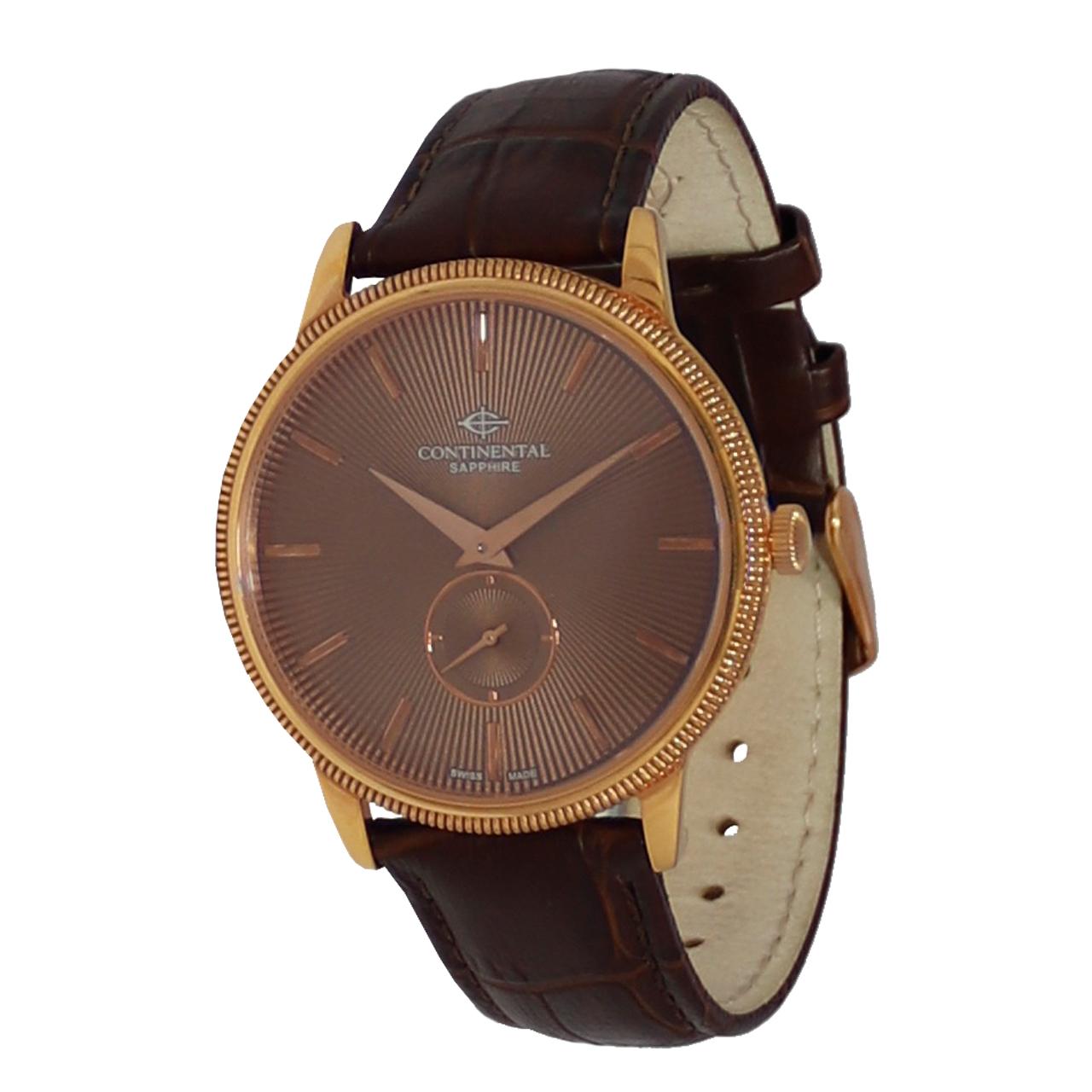 ساعت مچی عقربه ای مردانه کنتیننتال مدل 15201-R156