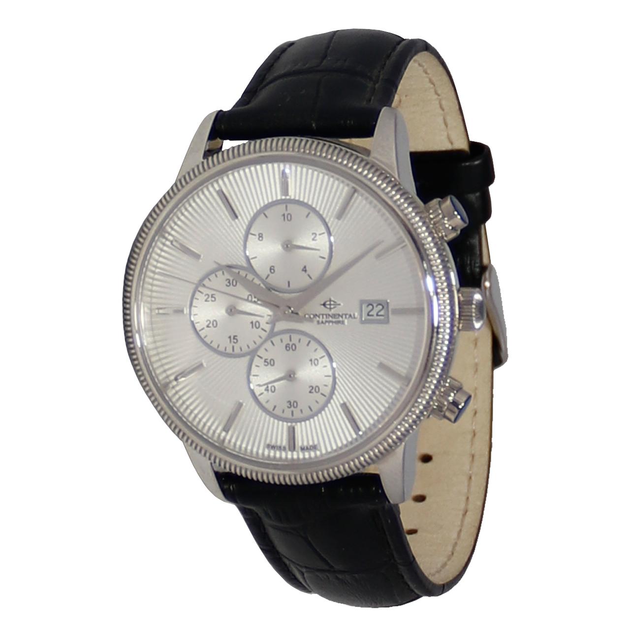 کد تخفیف                                      ساعت مچی عقربه ای مردانه کنتیننتال مدل 15201-S157C