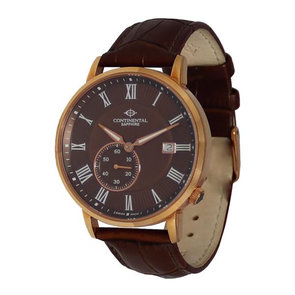 ساعت مچی عقربه ای مردانه کنتیننتال مدل 16203-R156