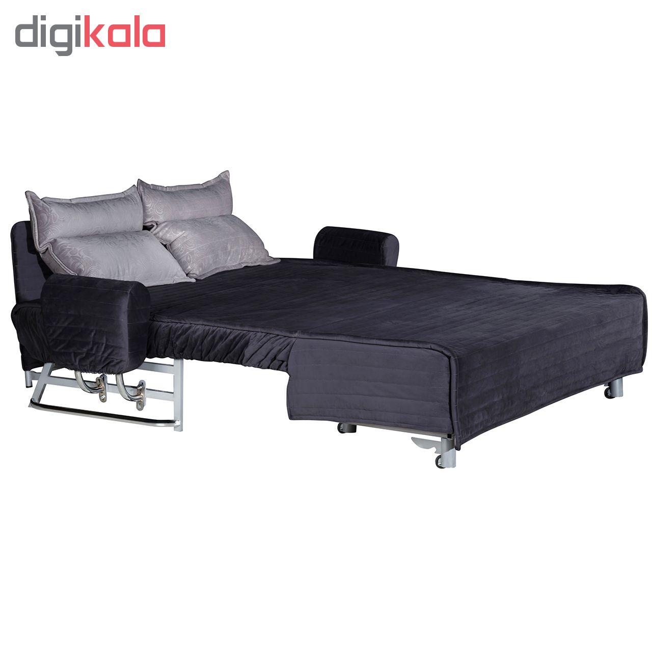 مبل تختخواب شو دو نفره چشمه نور مدل MA-501/140-T