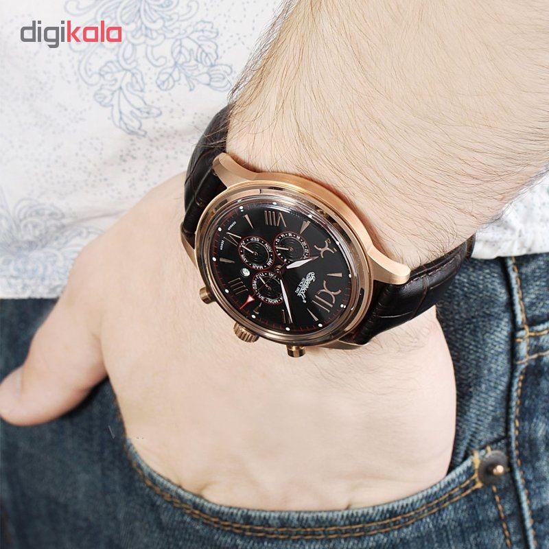 ساعت مچی عقربه ای مردانه  اینگرسل  مدل  IN2810RBK