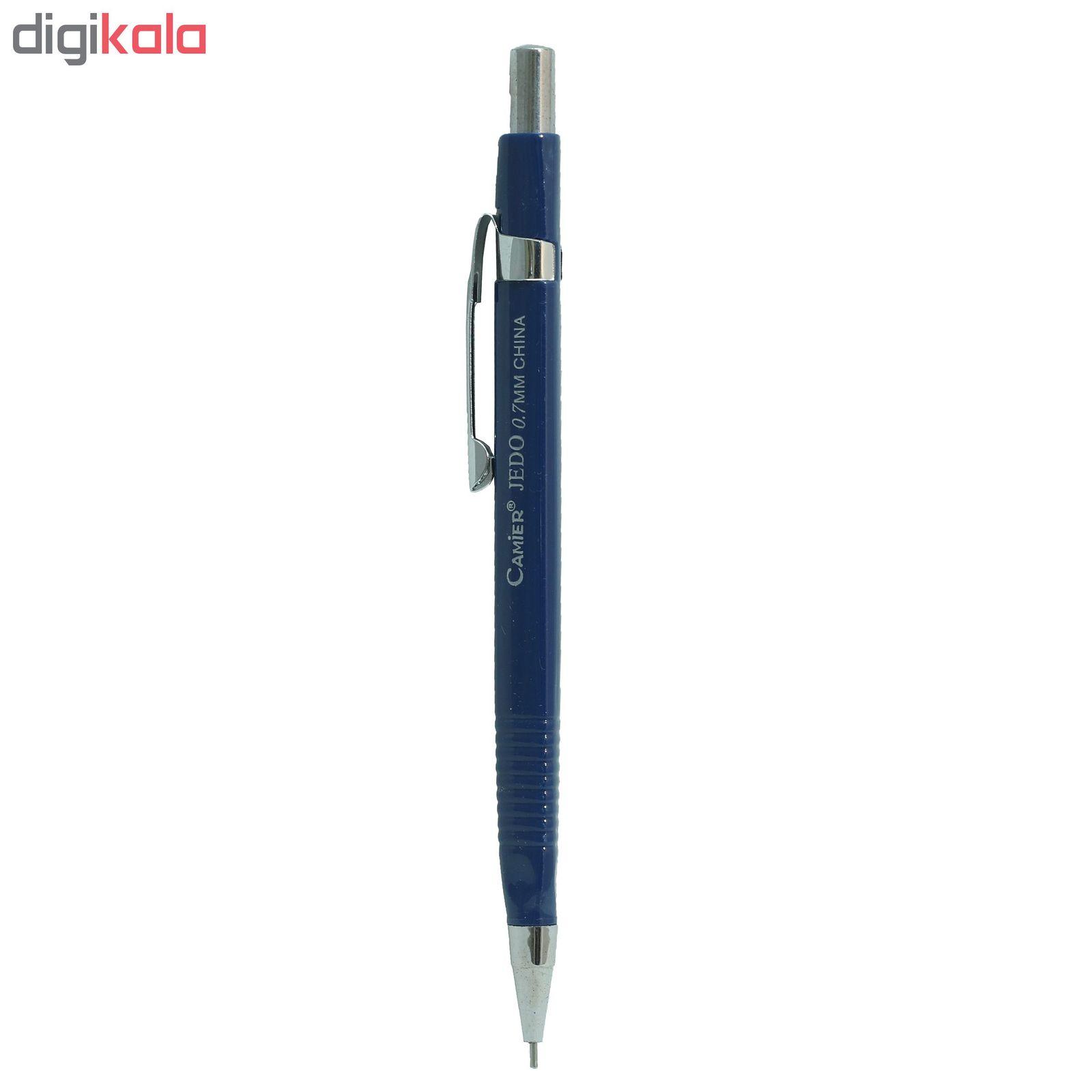 مداد نوکی 0.7 میلی متری جیدو مدل Camier main 1 3