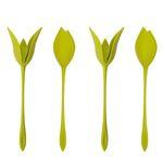 نگهدارنده دستمال سفره بلوم طرح گل رز مجموعه 4 عددی thumb