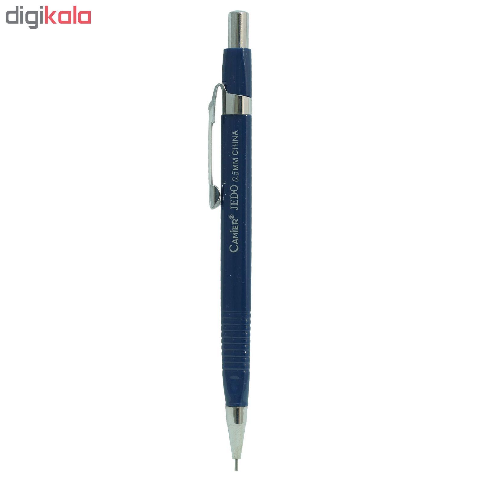 مداد نوکی 0.5 میلی متری جیدو مدل Camier main 1 6