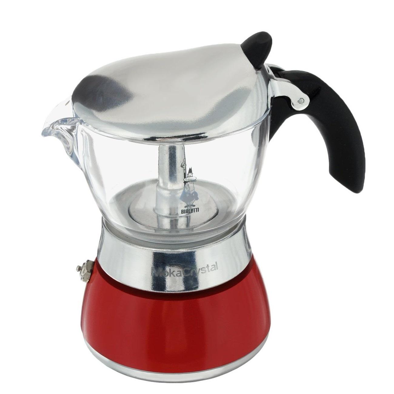 قهوه جوش بیالتی مدل کریستال کد 2
