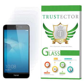محافظ صفحه نمایش تراستکتور مدل GLS مناسب برای گوشی موبایل آنر 5C / GT3 بسته 5 عددی
