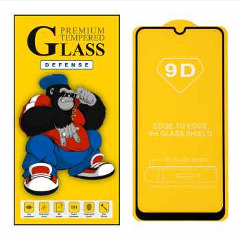 محافظ صفحه نمایش دفنس مدل 9FL-03D مناسب برای گوشی موبایل سامسونگ Galaxy A30