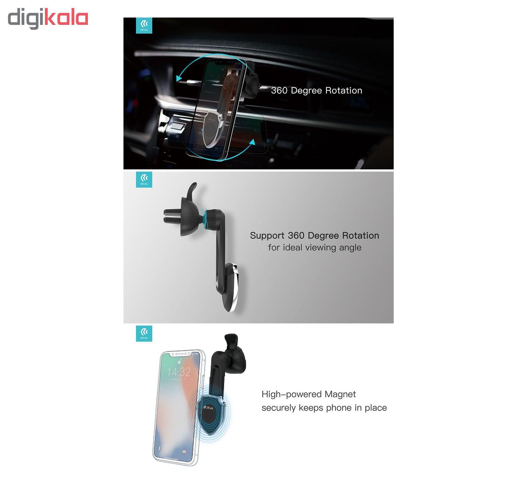 پایه نگهدارنده گوشی موبایل دیویا مدل BC-312496 main 1 3