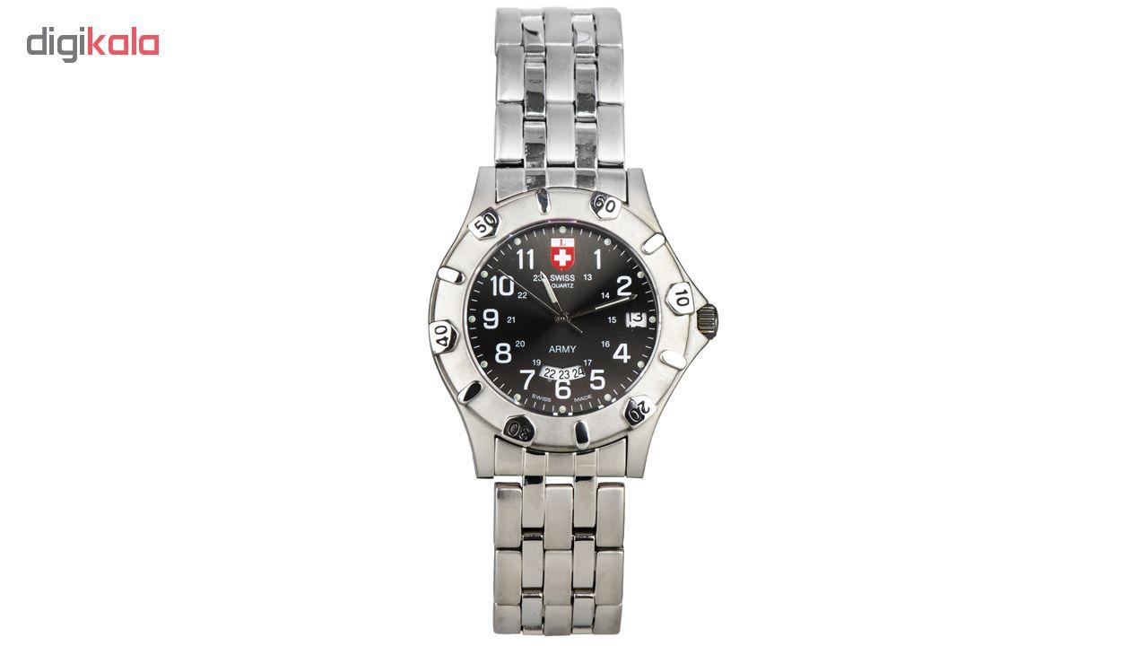 ساعت مچی  سوئیس آرمی مدل 1271BIMB              اصل