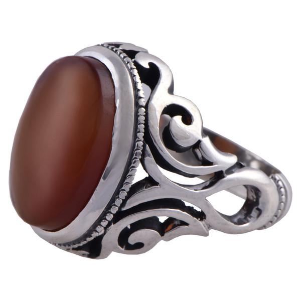 انگشتر نقره زنانه کد 00058