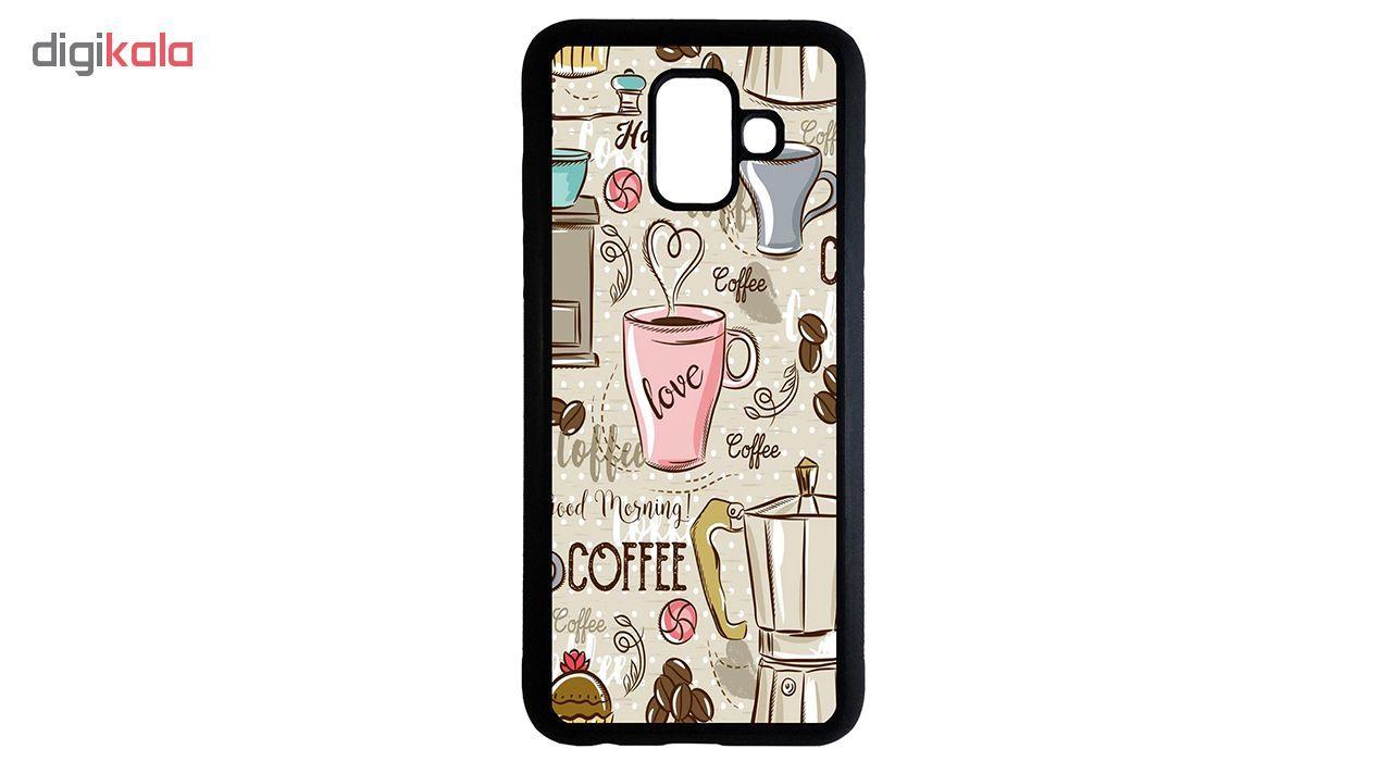 کاور طرح قهوه کد 1105408693 مناسب برای گوشی موبایل سامسونگ galaxy j6 2018 main 1 1