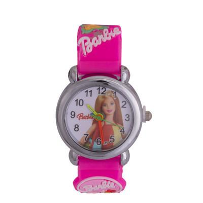 ساعت مچی عقربه ای دخترانه مدل 002