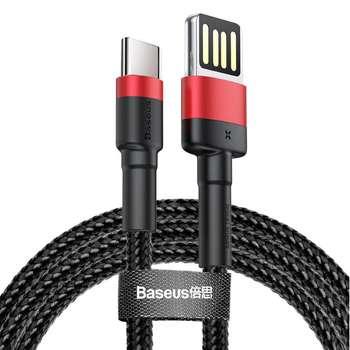 کابل تبدیل USB به USB-C باسئوس مدل CATKLF-P91  طول 1 متر