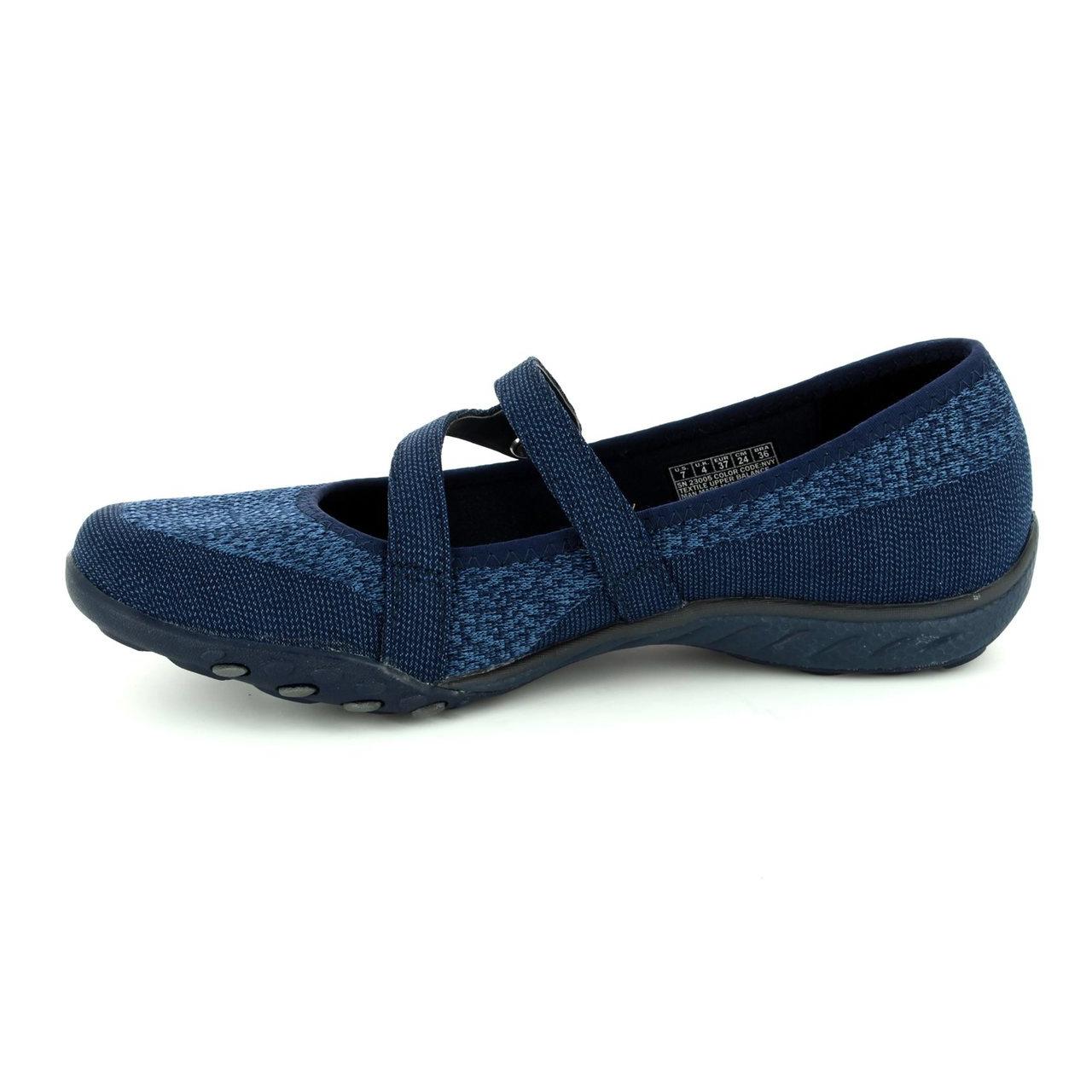 کفش مخصوص پیاده روی زنانه اسکچرز مدل MIRACLE 23005 NVY