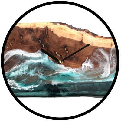 Photo of ساعت دیواری مدل اقیانوس