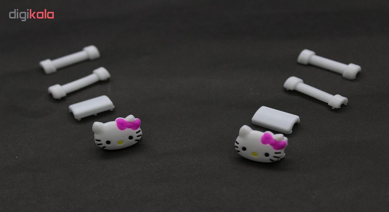 محافظ کابل شارژ طرح Kitty مدل BB2 بسته 2 عددی main 1 1